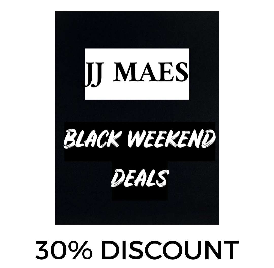 BLACK WEEKEND DEALS